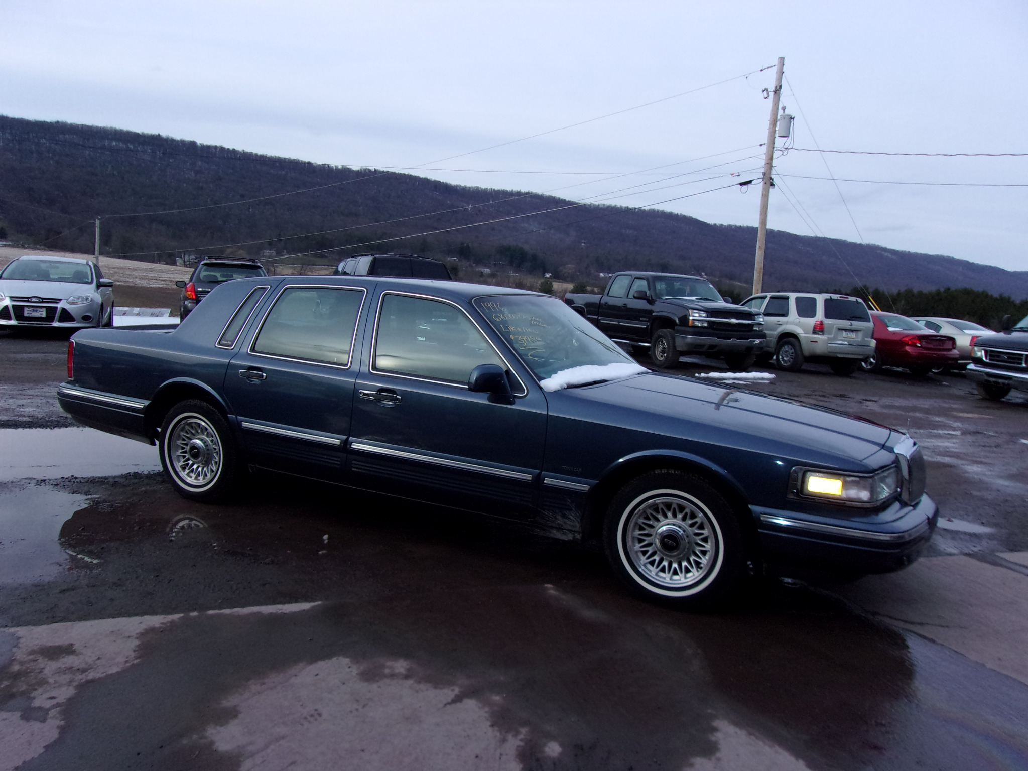 1996 Lincoln Town Car Image For