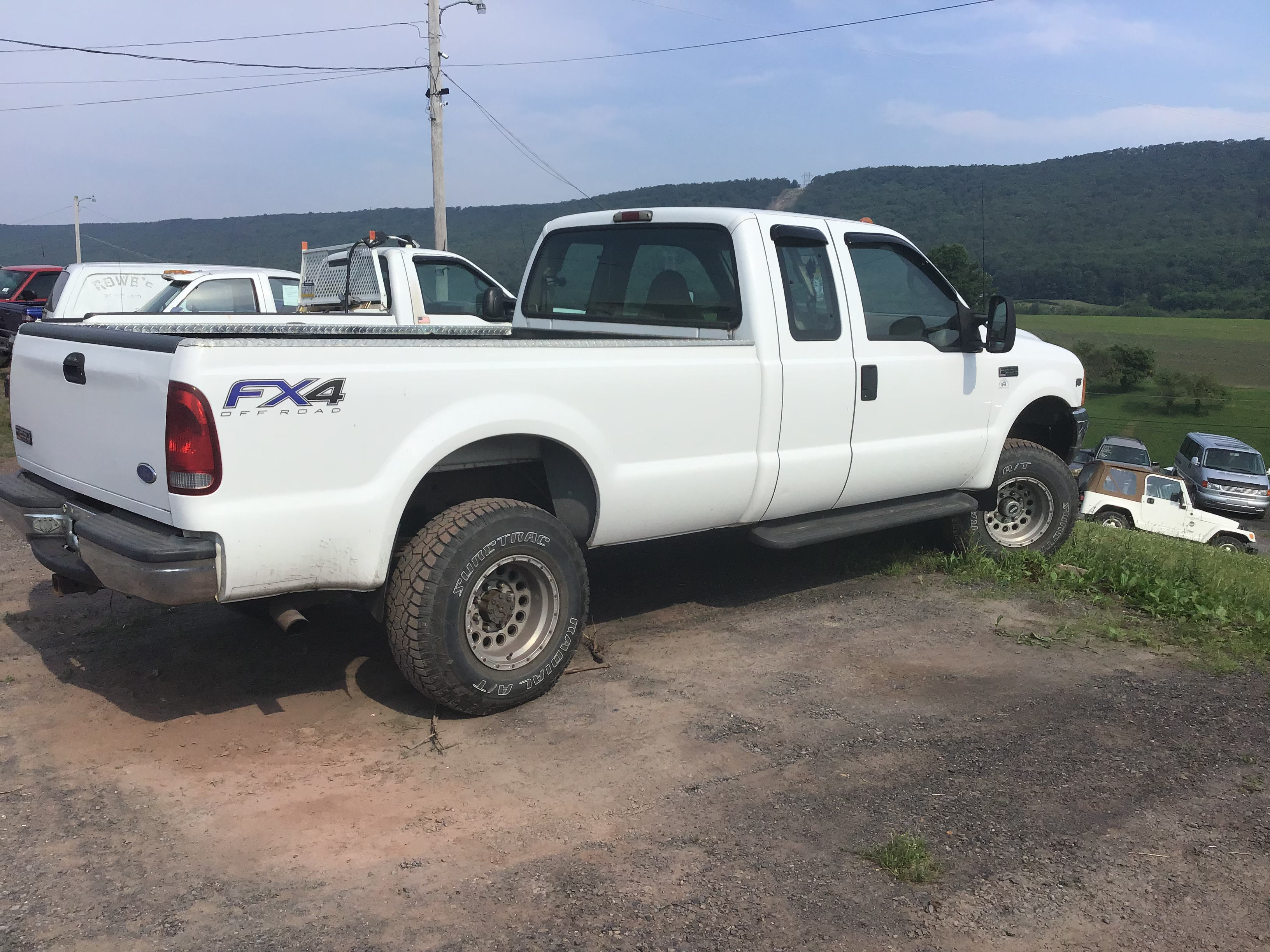 1999 ford f 250 super duty v153 troys auto sales inc 1999 ford f 250 super duty v153 vehicle specification publicscrutiny Image collections