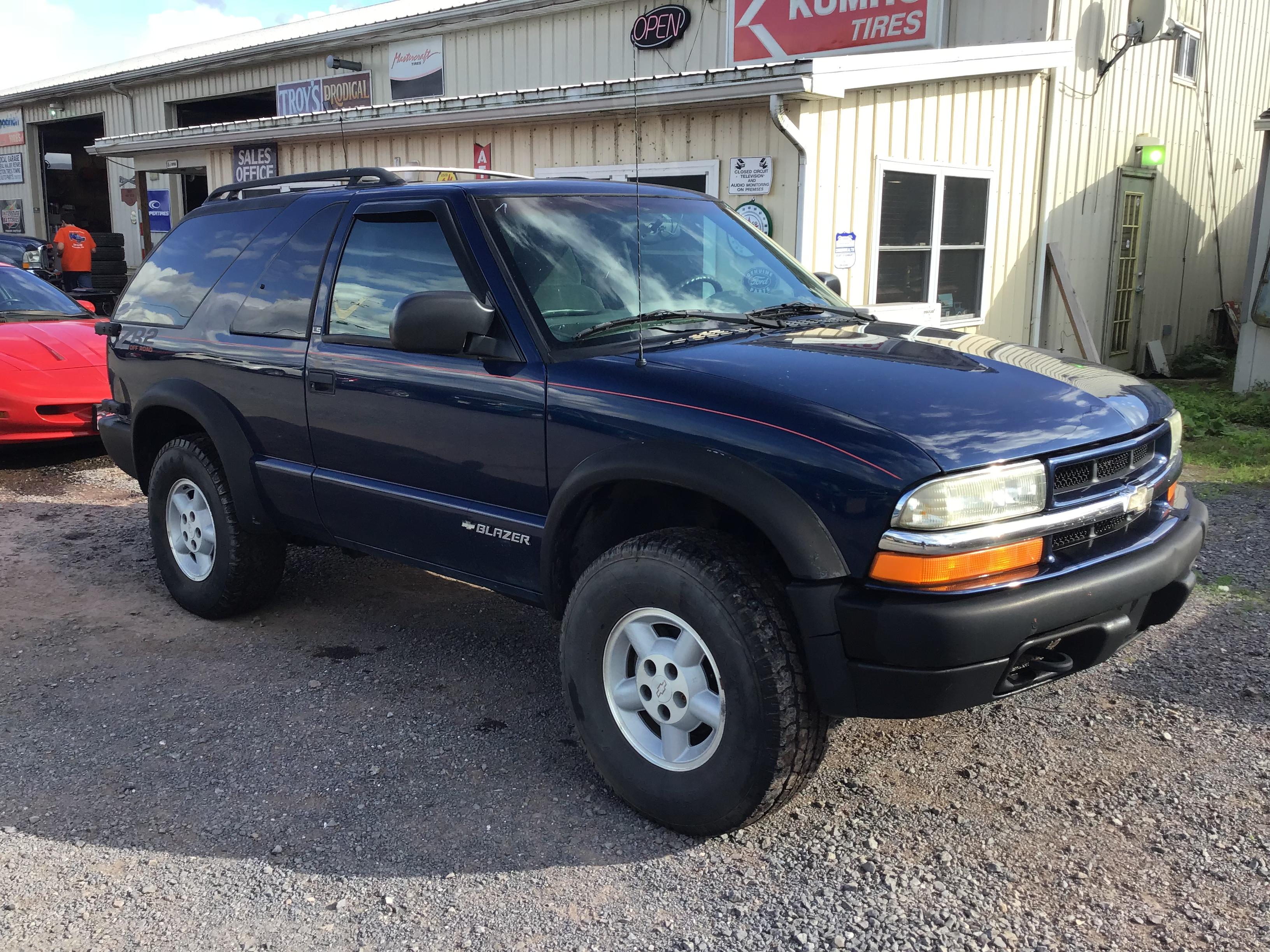 1999 Chevy Blazer M646 Troy S Auto Sales Inc
